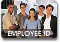custom employee id, new identity custom design novelty employee