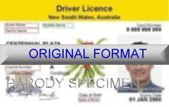 new south wales driver license, fake id new south wales, nsw fake identification